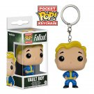 Fall Out Vault Boy Funko Pocket POP! Keychain Action Figure Minifigure Doll Toy