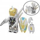 Iron Man MK 39 Action Figure Minifigure Block Bricks Toy Doll