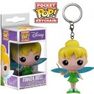 Tinker Bell Funko Pocket POP! Keychain Action Figure Minifigure Doll Toy