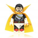 Count Nefaria Action Figure Minifigure Block Bricks Toy Doll