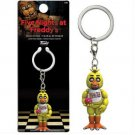 Five Nights at Freddy's Chica Action Figure Minifigure Keychain Toy Doll