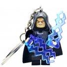 Star Wars Palatine Action Figure Block Bricks Toy Doll Keychain