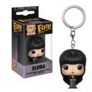 Elvira Funko Pocket POP! Keychain Action Figure Minifigure Doll Toy