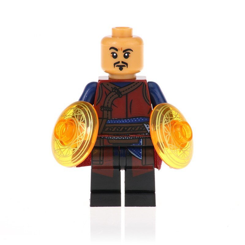 Wong Action Figure Minifigure Block Bricks Toy Doll