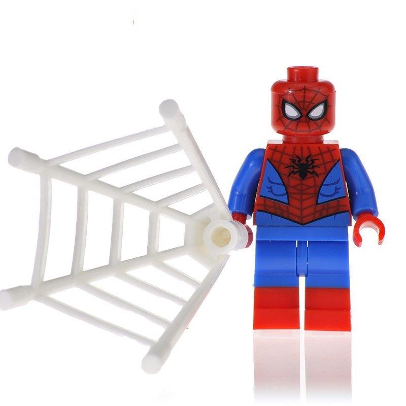 Spider-Man Action Figure Minifigure Block Bricks Toy Doll