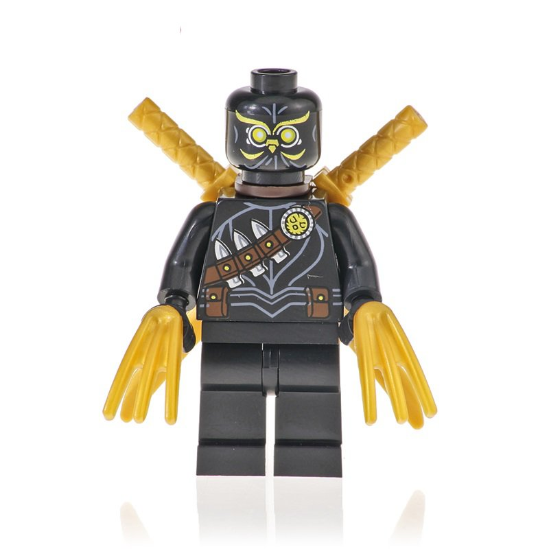 Talon Action Figure Minifigure Block Bricks Toy Doll