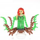 Poison Ivy Action Figure Minifigure Block Bricks Toy Doll