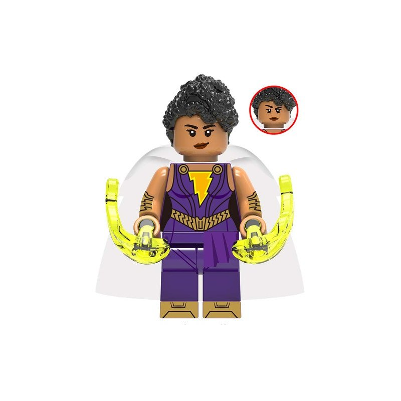Darla Dudley Action Figure Minifigure Block Bricks Toy Doll