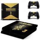 Borderlands Vinyl PS4 Game System Stickers Set Skin Decals For Console and 2 Controllers