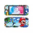 Super Mario Vinyl Nintendo Switch Lite Game System Stickers Set Skin Decals