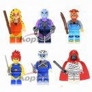 Thundercats Action Figure Minifigure Block Bricks Toy Doll