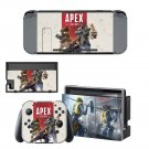 Apex Legends Vinyl Nintendo Switch Game System Stickers Set Skins Decals