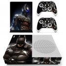 Batman Vinyl Xbox One S Game System Stickers Console Skins Set