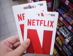 $100 Netflix Gift Card|Optional Email delivery|