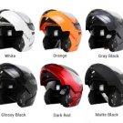 NENKI Modular Motorcycle Helmet 6 Styles Touring Motorbike Flip Up Helmet with Inner Smoked Lens