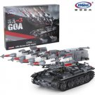 XingBao Xb 06004 SA-3 missile and T55 Tank 1753 pcs Building Block Set *FREE Shipping*