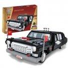 XingBao Xb 03003 HongQi Master Car 2327 pcs Building Block Set *FREE Shipping*