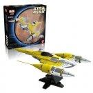 King/Lepin 05060 Naboo Starfighter (Retired 10026) UCS 187 pcs Building Block Set *FREE* Shipping