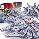 King/Lepin 05007 Milennium Falcon (75105) 1381 Pcs Building Blocks *FREE* Shipping