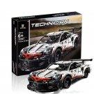 King/Lepin 20097 Porsche 911 RSR (42096/13387) 1580 Pcs Building Block Set *FREE* Shipping