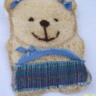 Natural Loofah (Teddy bear4)