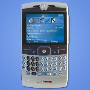 Motorola Q--w/accessories