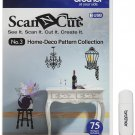 Brother ScanNCut CAUSB3 No. 3 Home-Deco 75 Pattern Collection #13653