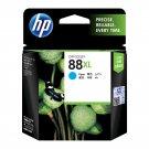 HP 88XL High Yield Ink Cartridge (for Officejet Pro K550/K550dtn/K550dtwn) - Cyan #12252