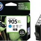 HP 905XL High Yield Cartridge (for OfficeJet Pro 6960/6970) - Cyan #12319