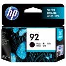 HP 92 Standard Ink Cartridge (for Photosmart 7850/Deskjet 5440/PSC 1510) - Black #12248