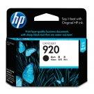 HP 920 Standard Ink Cartridge (for Officejet 6500) - Black #12277