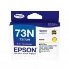 Epson 73/73N Ink Cartridge (for Stylus C90/TX400/TX600FW) - Yellow Ink #14327
