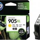 HP 905XL High Yield Cartridge (for OfficeJet Pro 6960/6970) - Yellow #12321