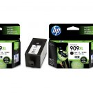 HP 909XL High Yield Ink Cartridges (Twin Pack) (for OfficeJet Pro 6960/6970) - Black #12540