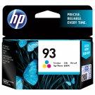 HP 93 Standard Ink Cartridge (for Photosmart 7850/Deskjet 5440/PSC 1510) - Tri-color #12247