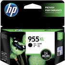 HP 955XL High Yield Ink Cartridge (for OfficeJet Pro 8720/8730/8740) - Black #12304