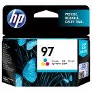 HP 97 Standard Ink Cartridge (for Photosmart 8450/8150/2710) - Tri-color #12249