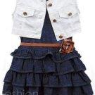 Girls 2pc Dress set