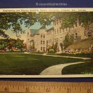 1930s Engineering And Physics Building Queens University Kingston Ontario Canada
