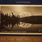 1948 Mt McKinley From Wonder Lake Real Photo Copyright Robinson Posted Nice