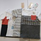 First Impression Baby Boy's Multi Color 4 Piece set Tee Shirts - 18 Months