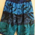 LAGUNA BOY'S BLUE SUN PROTECTION SWIM TRUNK - SIZE 10/12, 14/16