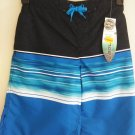 LAGUNA BOY'S SUN PROTECTION MULTI COLOR SWIM TRUNK - M  / L  /XL