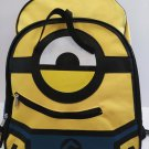 DESPICABLE ME CHILDREN'S  YELLOW  BACKPACK