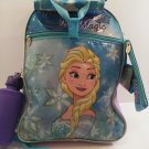 DISNEY FROZEN GIRL'S 5 PIECE SET UNLEASH THE MAGIC BACKPACK