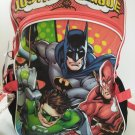 "JUSTICE LEAGUE 16"" KID'S  BLACK BACKPACK"