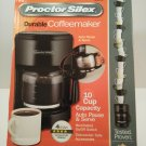 Hamilton Beach Proctor Silex  10 Cup Coffee Maker 48351