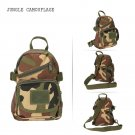 Outdoor multifunctional chest bag stylish and compact shoulder bag, suitable for cycling and hiking
