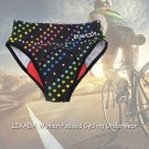 Women Outdoor Padded Bicycle Cycling Biking Underwear Breathable Comfortable Underpants