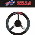 BILLS POLY-SUEDE STEERING WHEEL COVER
